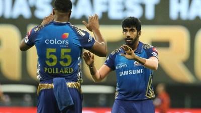 बैंगलोरलाई हराउँदै मुम्बई प्ले अफ नजिक