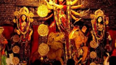 आज महानवमी पर्व, तलेजु भवानी मन्दिर आजमात्र खुल्ने
