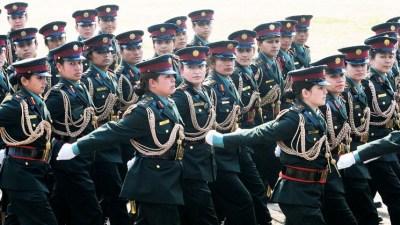 कोरोना विरुद्धको लडाइँमा समर्पित ३१ सयभन्दा बढी सेनामा सङ्क्रमण
