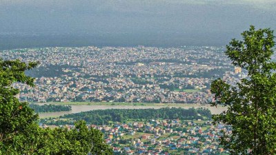 शहरभित्र शहर बनाउँदै भरतपुर महानगर