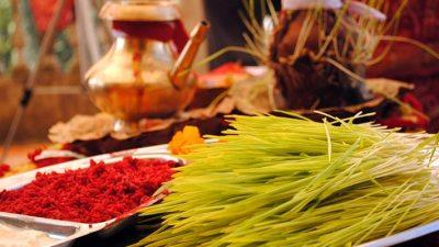 दुर्गा पक्षको अन्तिम दिन, दसैँको टीका र जमरा लगाउने क्रम…