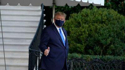 अमेरिकी राष्ट्रपति ट्रम्पले भने बाइडेनसँग भर्चुअल टिभी बहसमा बस्दिँन