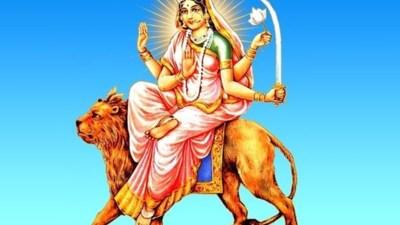 आज दसैंको छैटौं दिन, कात्यायनी भगवतीको पूजा गरिंदै