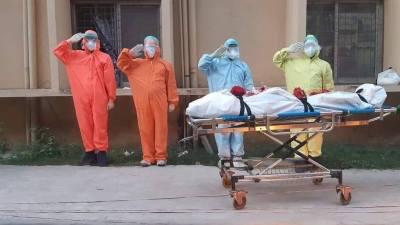 थप २४ जना संक्रमितको मृत्यु, मृतकको संख्या ९८४ पुग्यो