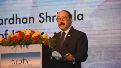 नेपाल–भारत सम्बन्ध दुवै देशका जनताको हितमा: भारतका विदेश सचिव हर्षवर्धन…