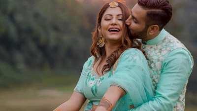 अभिनेत्री स्वेता खड्का बिजयन्द्र सिंह रावतसँग बैबाहिक बन्धनमा बाधिदै (हेर्नुहोस…