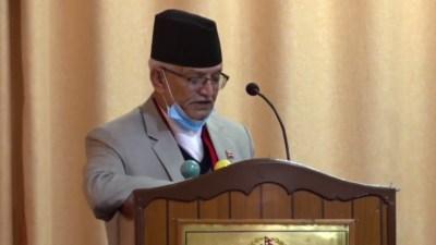 मुख्यमन्त्री पौडेलद्वारा संसदीय दलको नेताबाट राजीनामा