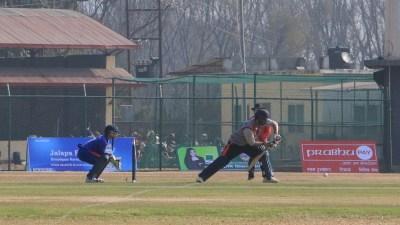 पिएमकप क्रिकेटः एपिएफले प्रदेश १ लाई फराकिलो अन्तरले हरायो