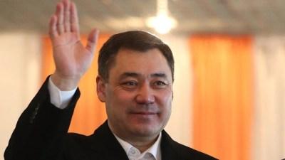 किर्गिस्तानमा ४१ वर्षीय मरिपोभ नयाँ प्रधानमन्त्री चुनिए