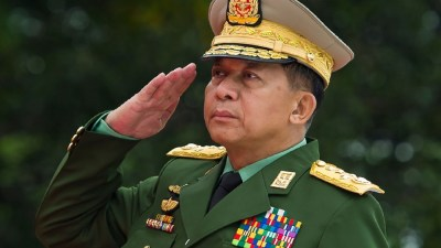 म्यानमारमा सैनिक 'कु', १ वर्षसम्म संकटकालको घोषणा