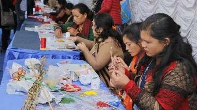 Women handicrafts fair concludes