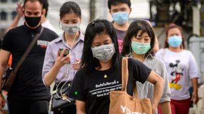 New Covid restrictions in Thailand as cases rise