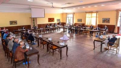 लकडाउनबारे छलफल गर्न सीसीएमसी बैठक बस्दै