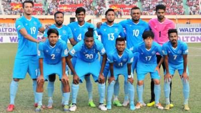 एएफसी कप अन्तरगत अबहानी र इगल्सको खेल नेपालमा खेलाउन प्रस्ताव