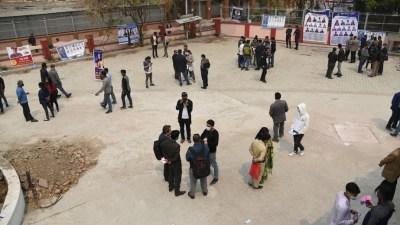 नेपाल पत्रकार महासंघको देशभर मतदान जारी