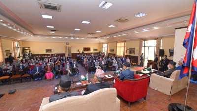 एमाले महाधिवेशन आयोजक कमिटी बैठकद्वारा स्थायी कमिटी घोषणा