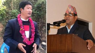 सरकारलाई दिएको समर्थन फिर्ता लिई लुम्बिनीमा माओवादीका २ मन्त्रीको राजीनामा