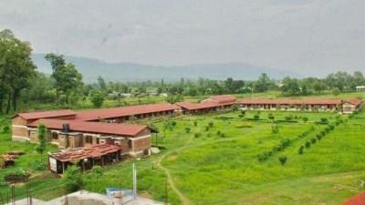 म्याग्दीका प्राकृतिक चिकित्सालय र योग केन्द्र बन्द