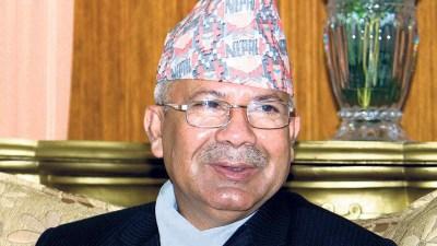 एमालेको नेपाल पक्षका केन्द्रीय सदस्यको बैठक जारी