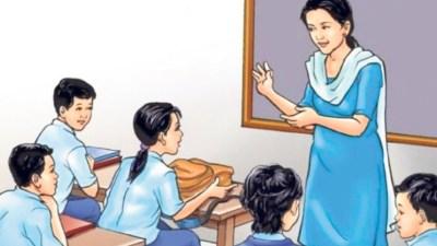 बढी भएको शिक्षक दरबन्दी खारेजीको तयारी
