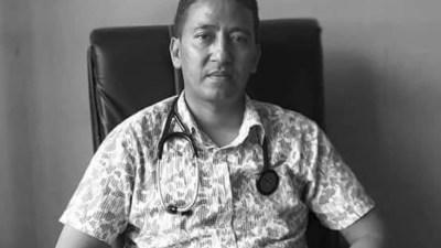 कोरोना संक्रमिति मुटु रोग विशेषज्ञ डा. सुवेदीको निधन