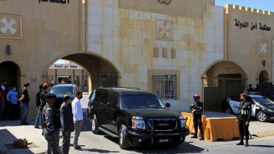 Jordan's ex-minister, royal family member plead not guilty to sedition…