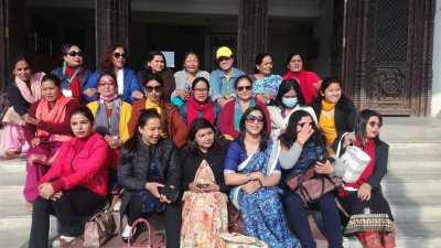काँग्रेसमा वडादेखि केन्द्रसम्म महिला सहभागिता बढाउन माग