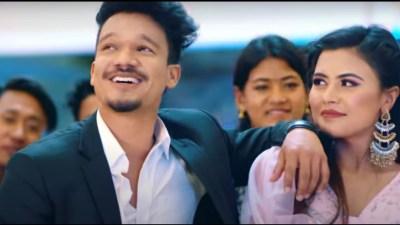 नेपाल आइडल विजेता रवि र स्मिताले ल्याए नँया गीत 'राजा…