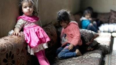 लेबनानका ३० प्रतिशत बालबालिका खाद्य अभावको चपेटामा