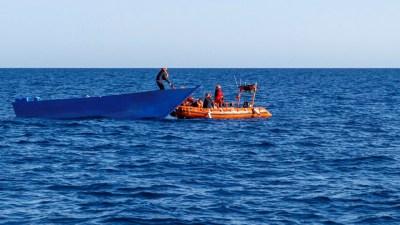 ट्युनिसियाली समुद्रमा डुङ्गा दुर्घटना, ४३ अवैध आप्रवासीको मृत्यु