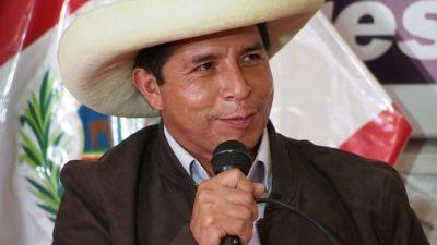 पेरुको राष्ट्रपतिमा पेद्रो कास्टियो निर्बाचित