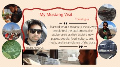 My Mustang Visit