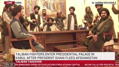 अफगान राष्ट्रपतिले देश छोडे, राष्ट्रपति भवन तालिवानको कब्जामा, लाखौ घरबार…