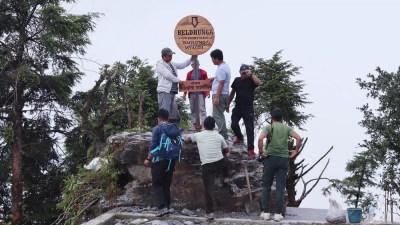 पर्यटकीयस्थल बेलढुङ्गा