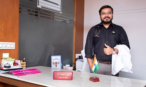 Ankur Maternity Home & Clinic – Engraving a Niche in Women Healthcare: Dr. Mohil Patel