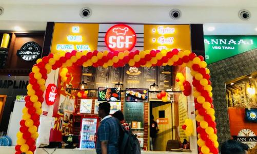 Spice Grill Flame, pioneer in the vegetarian food market that defeated the pandemic woes