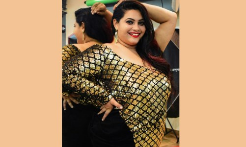 Influencerquipo presents Most Confident plus Size Influencer of the year- Jaanvi
