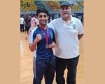 Shyamantak Ganguly Won 2nd place in National Kickboxing Championship 2021 Goa