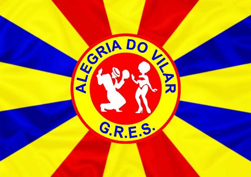 Bandeira_do_GRES_Alegria_do_Vilar