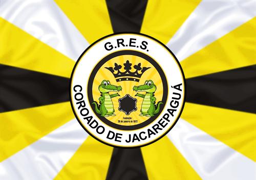 Bandeira_do_GRES_Coroado_de_Jacarepaguá