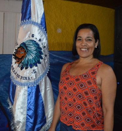 Coreógrafa Dayse. Foto Adriana Vieira (1)