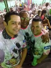 Rodrigo Leocádio, Jorge Torres, Claudio Fontes