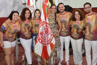 carnavalesco e equipe