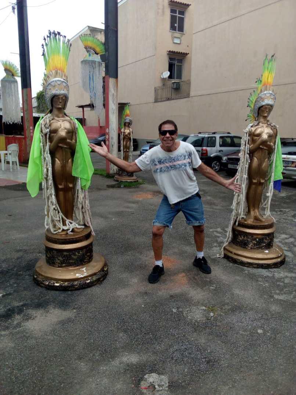 Carnavalesco Sid Camillo