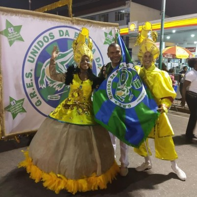 UBT - Foto: Jornal Ritmo Carioca