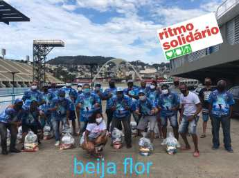 Entrega Beija-Flor