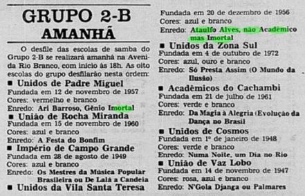 Jornal do Brasil (RJ) Ano 1982, Edição 00317 Domingo, 21/02/1982, página 11