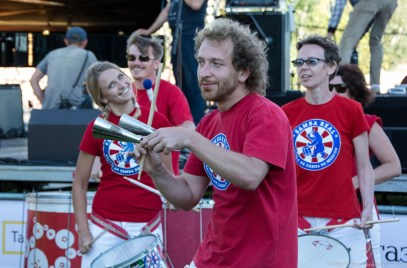 Samba Real приняли участие в музыкальном фестивале Skolkovo Jazz