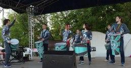Samba Galinha. Московский самба фестиваль 2018. Фото: Юрий Бомштейн