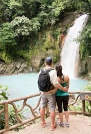 Hike to Rio Celeste, Costa Rica